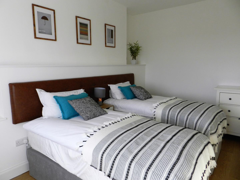 Gullane Getaway Bedroom 2JPG