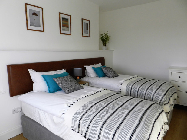 Gullane Getaway Bedroom 2JPG
