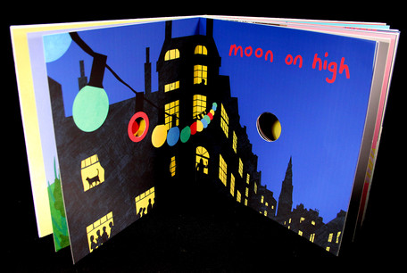 Moon On High