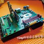 翻轉傳統思維,讓電腦展現最強悍的散熱效能-元得REV. SERIES 主機板