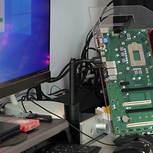 为静音将主板CPU反装,创新or噱头?—— 益德Q270双极主板