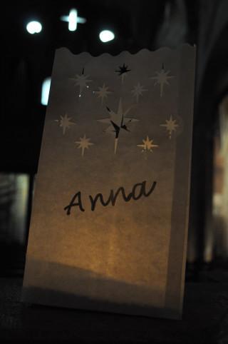 in ricordo di Anna