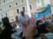"Papa Francesco e i ""Genitori di una stella"""