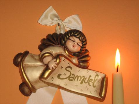 in ricordo di Samuel