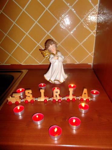 in ricordo di Siria