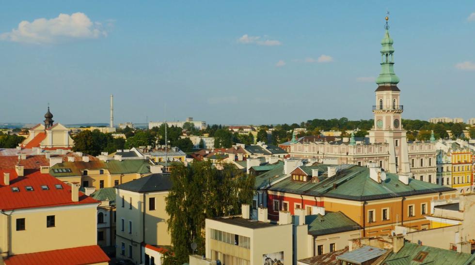 Zamosc - Polonia