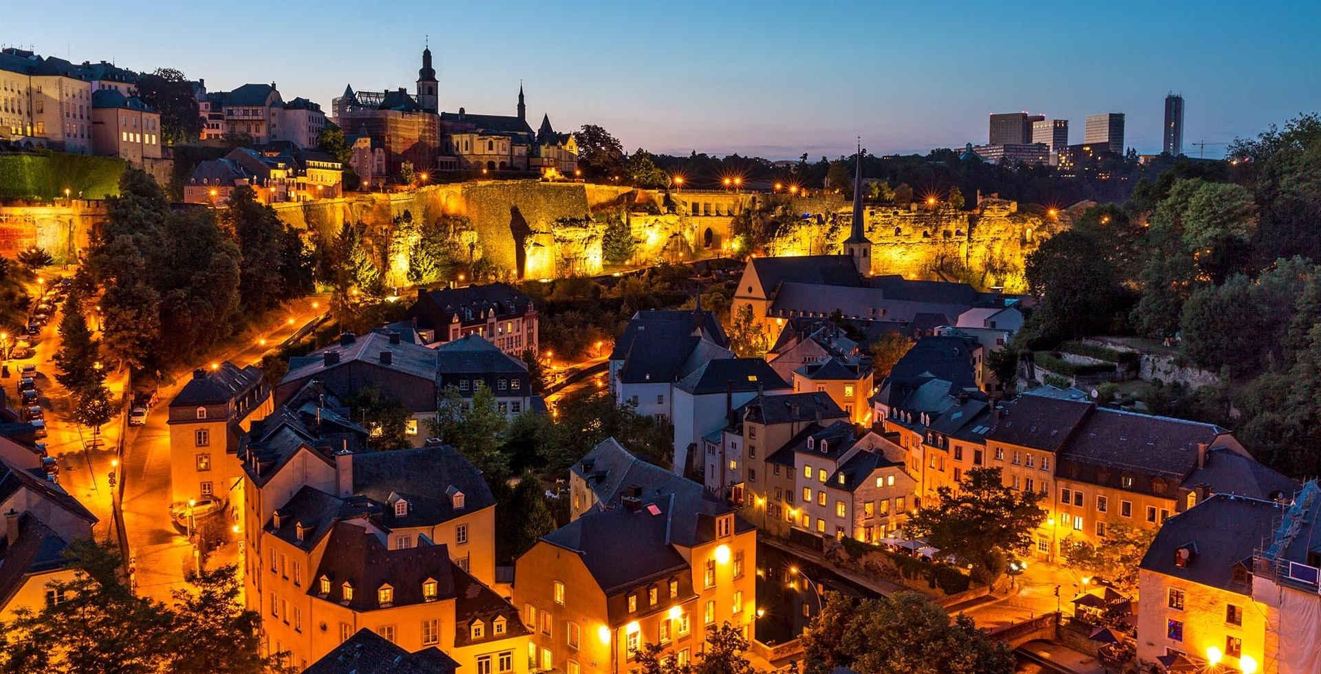 Città di Lussemburgo - Lussemburgo