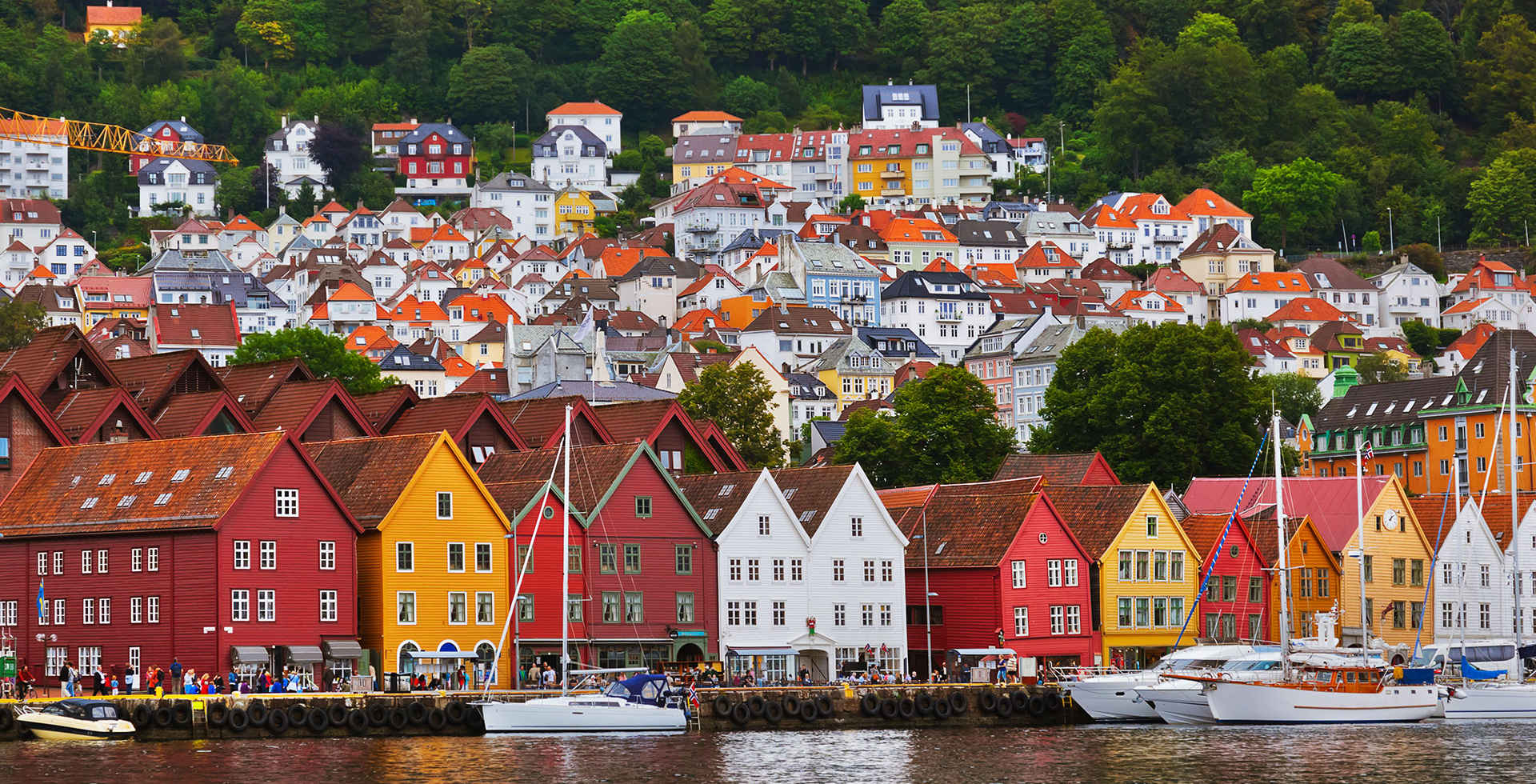 Bryggen - Norvegia