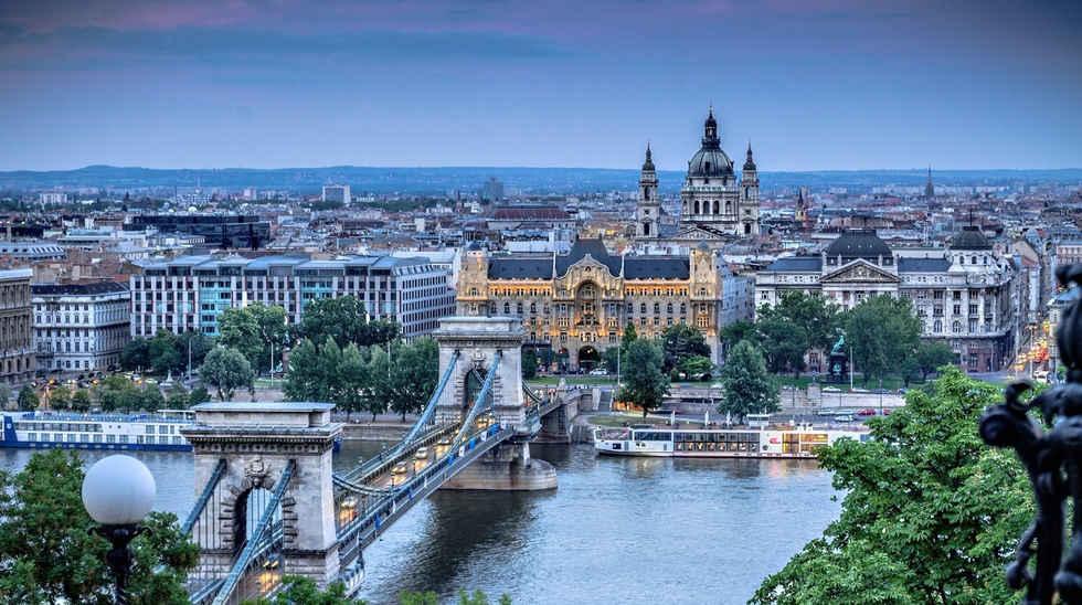 Budapest - Ungheria