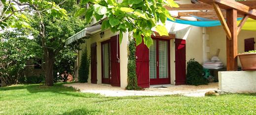 Salle de Massage exterieur
