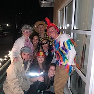 AMSA Halloween Social 2019