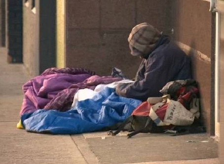 """COVID-19: """"Staying Home"""" Not an Option for People Experiencing Homelessness"""