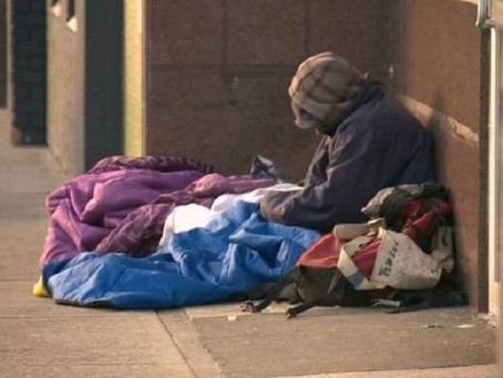 "COVID-19: ""Staying Home"" Not an Option for People Experiencing Homelessness"