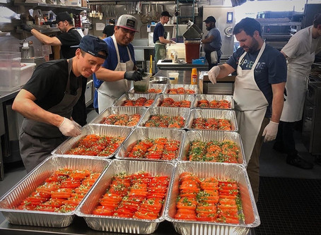 10,000 meals served