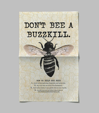 Don't Bee A Buzzkill