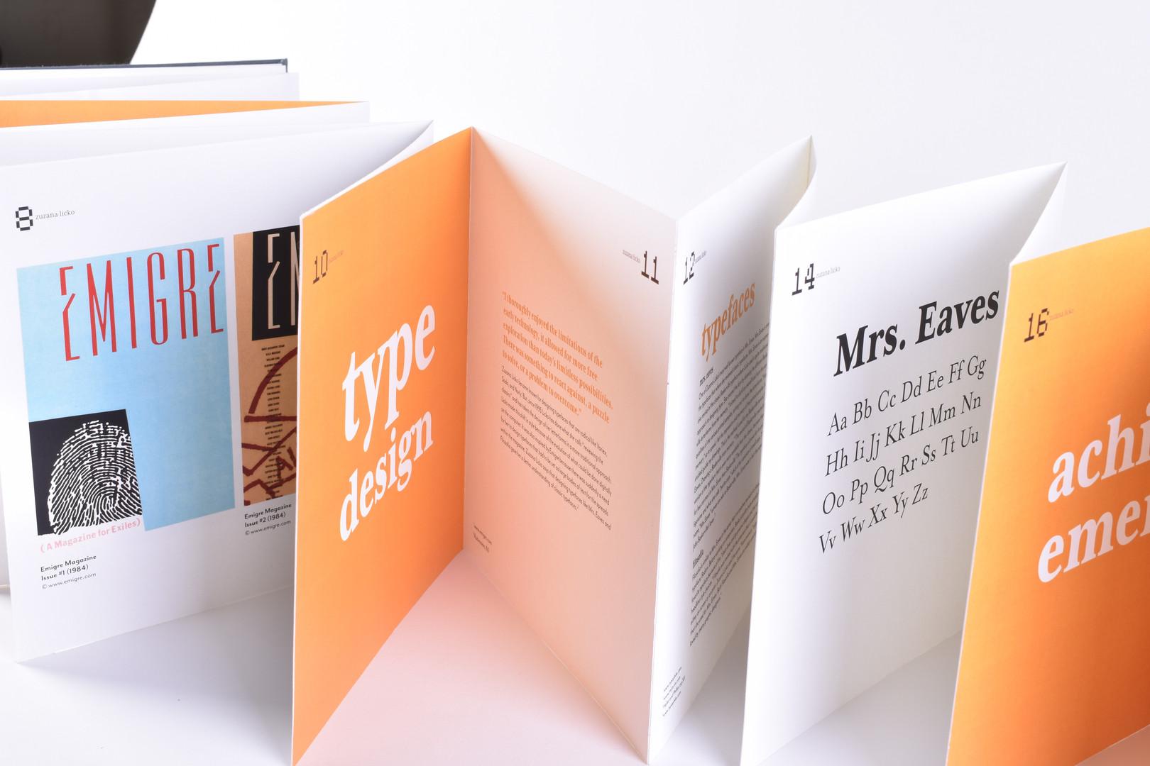 Zuzana Licko Book