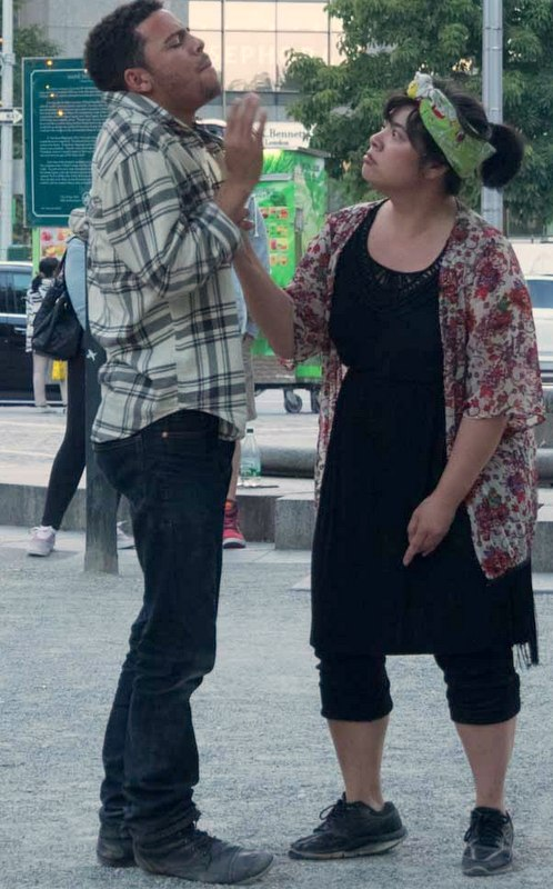 Romeo & Juliet (Columbus Circle)