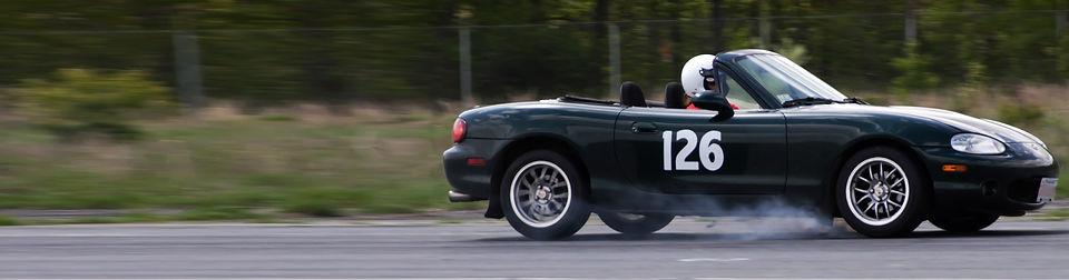 Mazda miata mx-5 racing