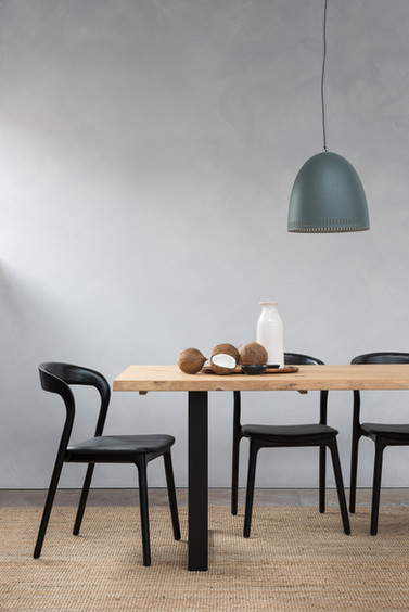Industrial Dining by Gathering Light