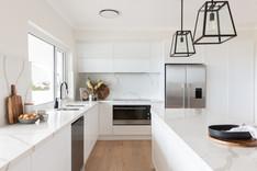 Veda Stone Shaker Kitchen by Gathering Light