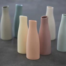 Rainbow Ceramic Vases