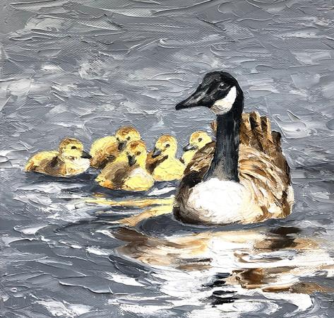 Floating Chicks