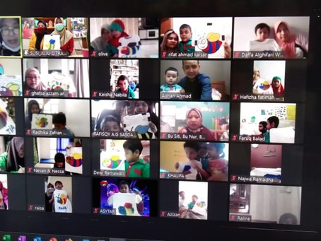 Serba-serbi Sekolah Online : Tips Atasi Kendala