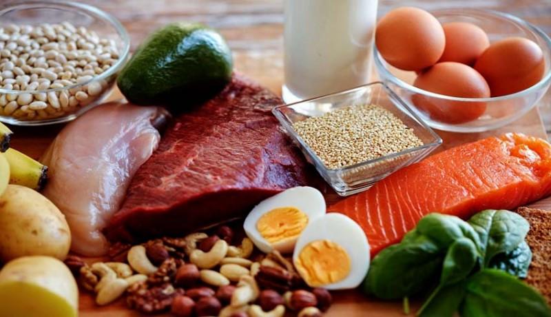 Dianjurkan mengonsumsi lebih banyak protein saat puasa