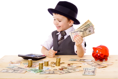 Teaching Kids to Be Financially Fit