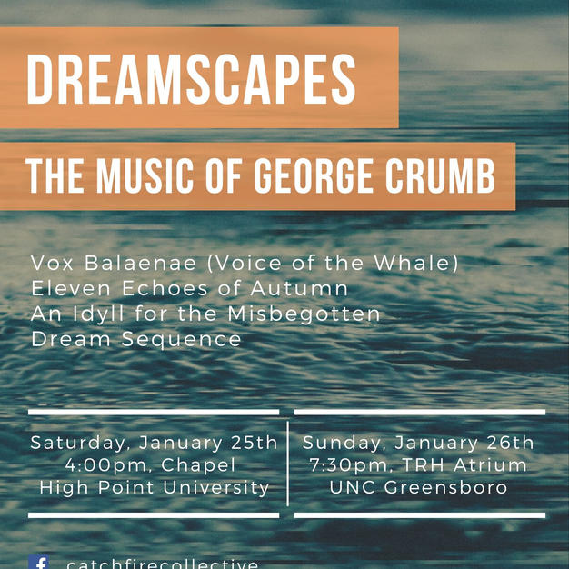 Dreamscapes: The Music of George Crumb