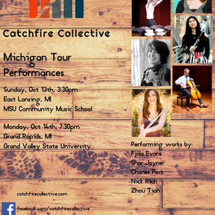 Catchfire Collective plays Michigan