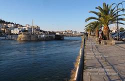 Chalkis old bridge
