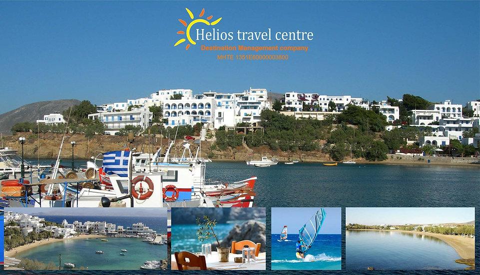 7 nights  in Paros Greece Departure 22 August