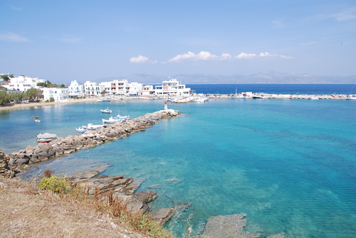 Cyclades island Hopping