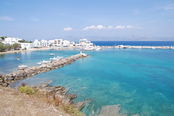 Cyclades island Hopping