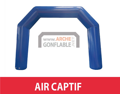 Arche gonflable 5 pans ETANCHE 8m