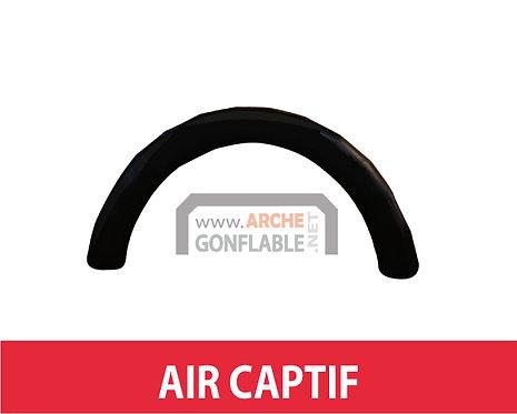 Arche gonflable RONDE ETANCHE 4m