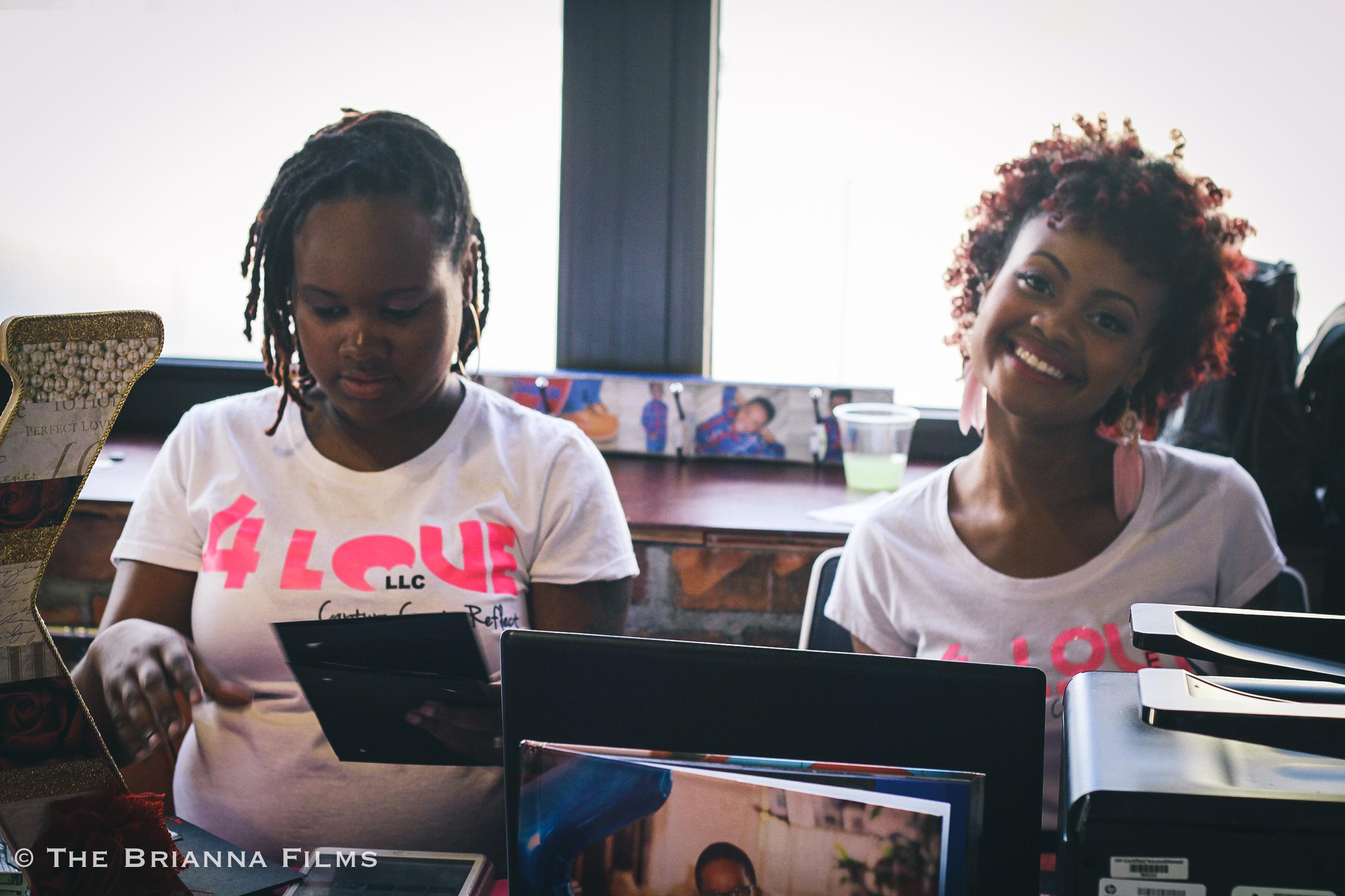 Keisha and Kelli of 4 Love, LLC