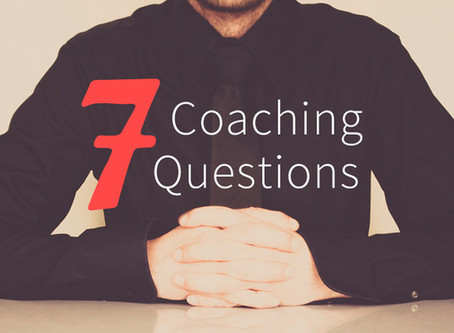 7 Great Coaching Questions For Leaders