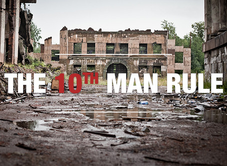 The 10th Man Rule