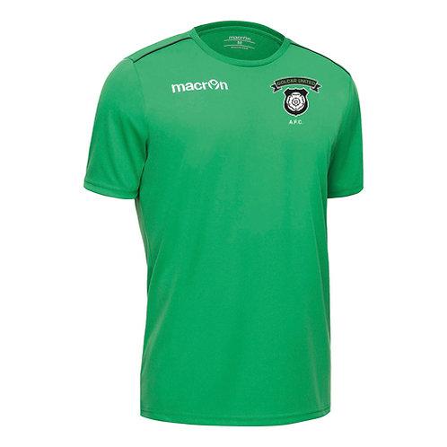 Golcar United Rigel Training Shirt Green Junior