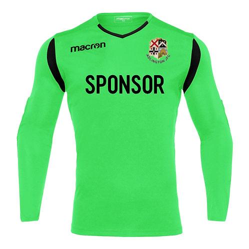Adlington JFC Antilia GK Home Match Shirt Junior