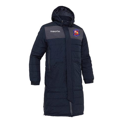Winterton Rangers Suva Long Padded Bench Jacket Adult