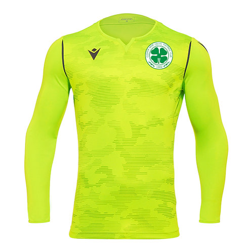Cleator Moor Celtic FC Ares Non-Padded GK Home Shirt Junior