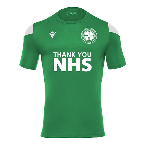 Cleator Moor Celtic FC 'Thank You NHS' Shirt