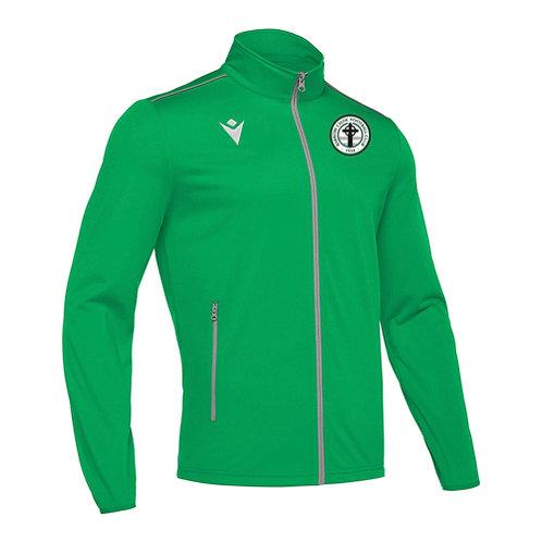 Barrow Celtic Nemesis Full Zip Top Green Adult