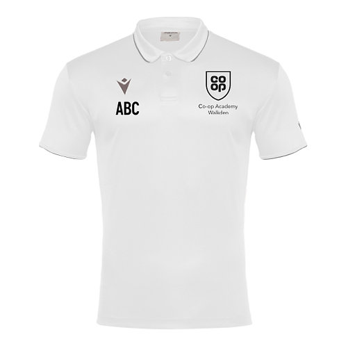 Co-op Academy Student Draco Polo Shirt Adult