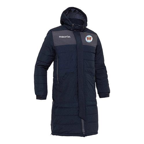 Carlisle City Suva Long Padded Bench Jacket Adult