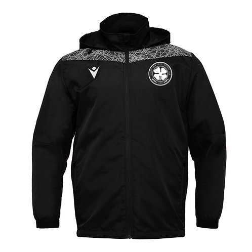 Cleator Moor Celtic FC Lahti Waterproof Jacket Junior