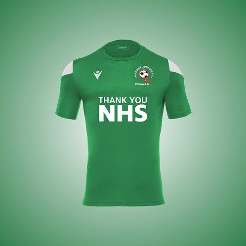 Academy Juniors Thank You NHS Shirt